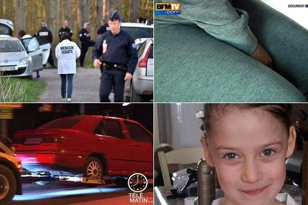 Chloé, 9 ans, enlevée, tuée et violée. Le récit de l'horreur.