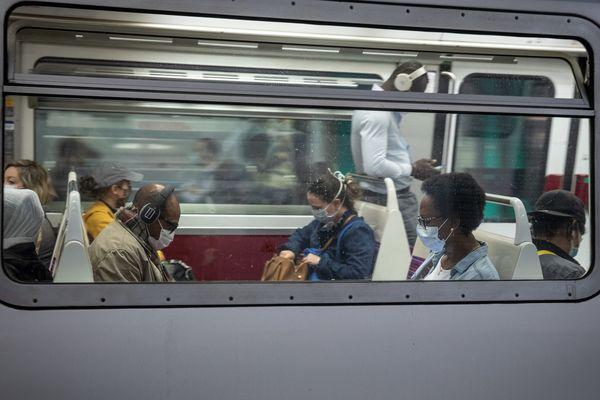 Le trafic s'est établi entre 20 et 25% sur le réseau RATP dans la matinée de ce mardi 2 juin.