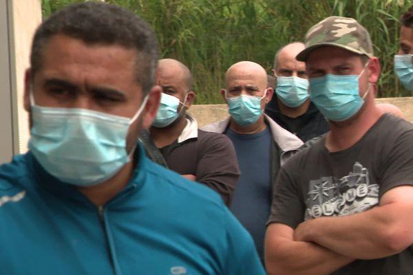 Entre 1000 et 2000 tests seront réalisés dans les Bouches-du-Rhône, auprès des travailleurs saisonniers