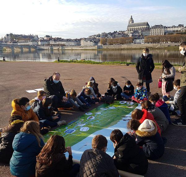 Sortie scolaire Loire (Mission Val de Loire)
