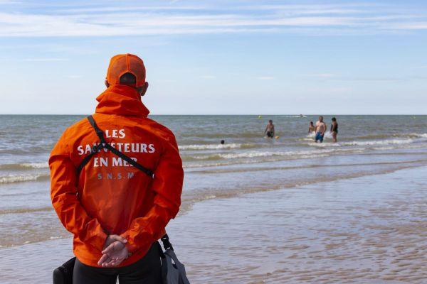 Les sauveteurs en mer sur nos plages cet été.