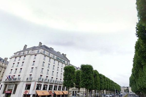 Caen, archives