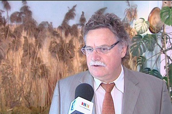 Robert Putz, ancien présidente de la fédération de chasse de Haute-Saône