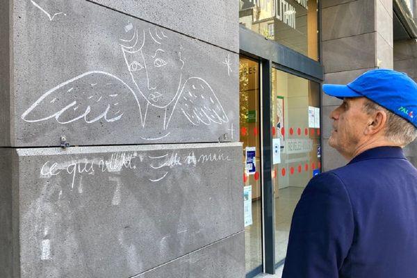 L'artiste Jean-Charles de Castelbajac a réalisé des productions à Clermont-Ferrand dans le cadre de la candidature au tire de capitale européenne de la culture.