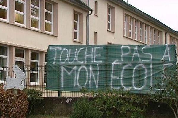 Une classe de maternelle, comme une crèche, devraient fermer à Nogent-le-Rotrou (Eure-et-Loir).