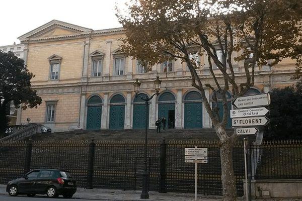 Deux hommes étaient jugés par la cour d'assises de Haute-Corse.