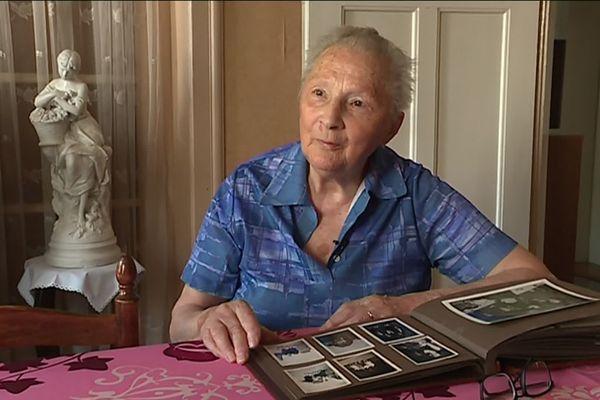 Marguerite Roth nous ouvre son album souvenirs quatre vingt ans après l'évacuation d'Alsace