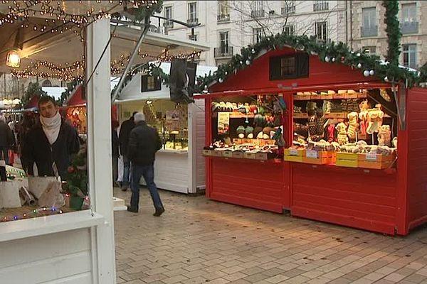 Dijon a aussi son marché de Noël