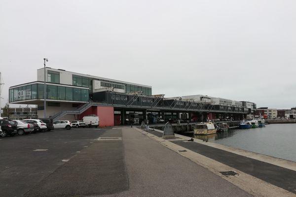 C'est dans ce bâtiment de l'université que sera installé l'institut des sciences de la mer et du littoral