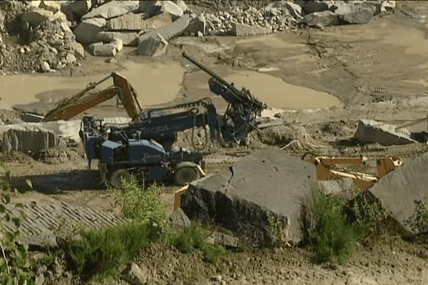 Le granit breton pourrait utiliser le label IGP pour protéger davantage le secteur.