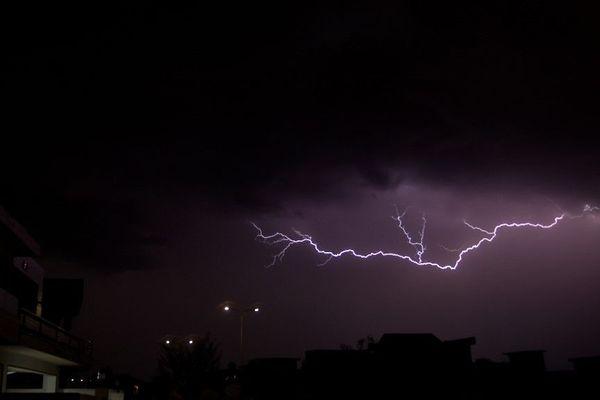 De violents orages annoncés dans le Lot, le Gers et le Tarn-et-Garonne