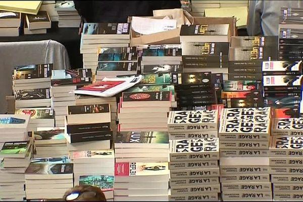 Quais du polar : une aubaine pour les libraires de la région