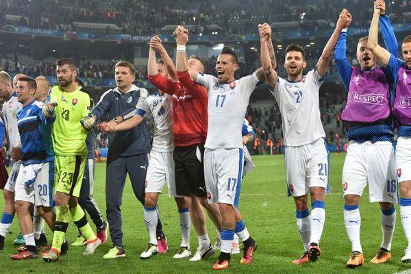 Les joueurs slovaques se relancent dans cet Euro 2016.