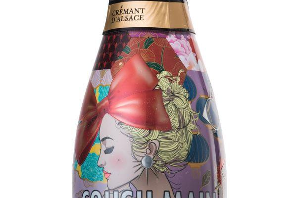 Cousu-Main par William Arlotti, quand la mode rencontre le vin...