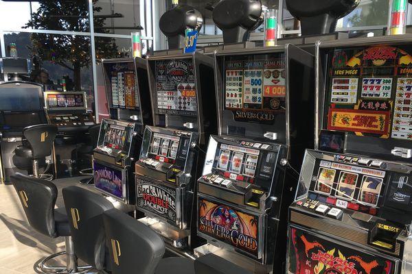 Les machines à sous installées dans le nouveau casino de Pornic