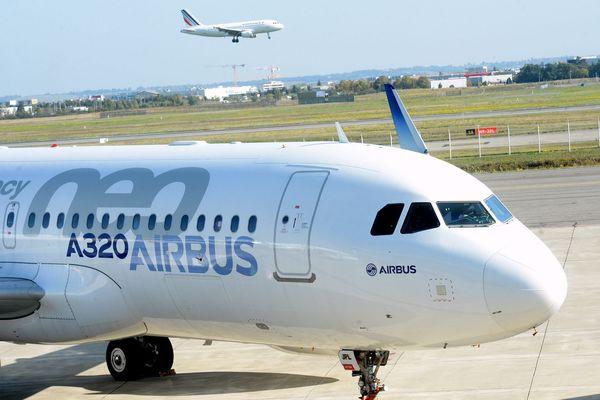 L'A320 neo, fleuron de la gamme Airbus