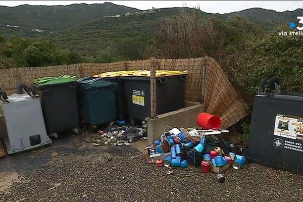 Le tri sélectif est en préparation dans le Cap Corse. Mais il faudra encore patienter.