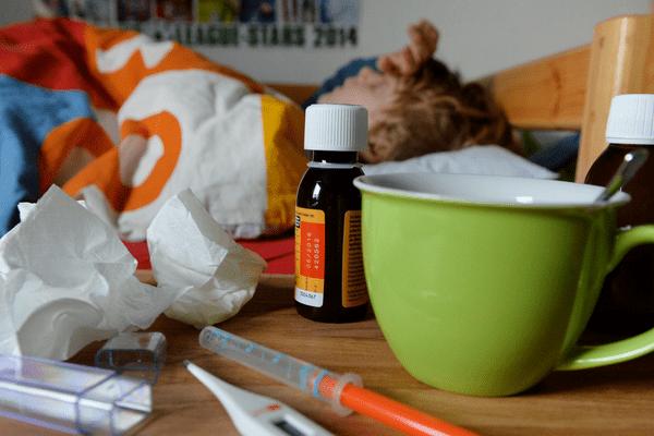 Le pic de la grippe en diminution dans les Pays de la Loire