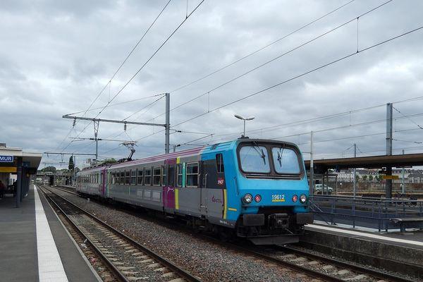 Laura a été retrouvée près de la gare de Saumur, sans argent pour prendre un train