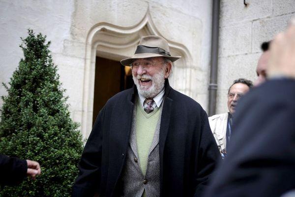 Jean-Pierre Marielle était un des parrains de la vente des vins des Hospices de Beaune en novembre 2008