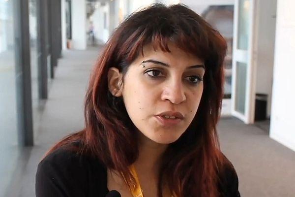 Lina Ben Mhenni, 29 ans, icône de la révolution du Printemps Arabe
