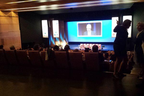 Quel avenir pour les régions ? Le coeur des débats au congrès des régions de France.
