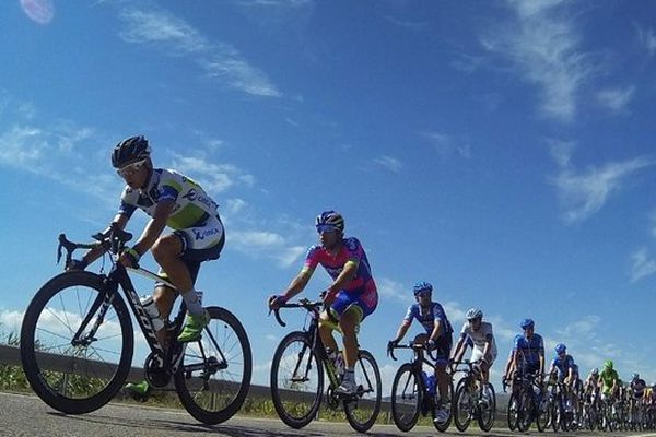La 15eme étape du Tour d'espagne cycliste arrive à Peyragudes dans les Hautes-Pyrénées dimanche.