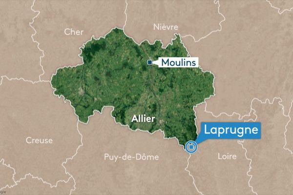 Quelque 150 personnes ont été victimes d'une intoxication au monoxyde de carbone dans l'église de Laprugne (Allier).