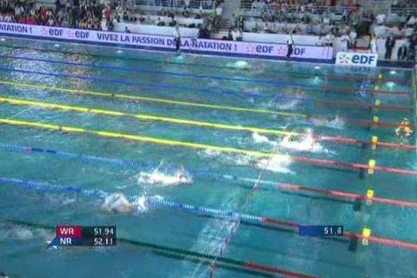 Championnats de France de natation à Chartres