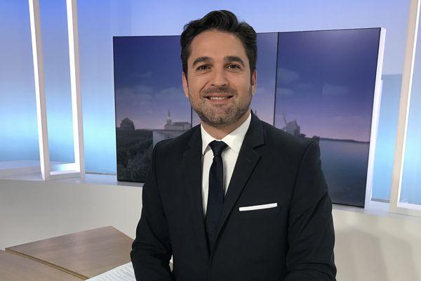 Arnaud Robinet, maire Les Républicains de Reims, se présente à sa propre succession aux municipales 2020.