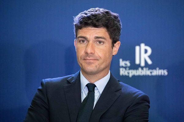Aurélien Pradié, secrétaire général des Républicains et député du Lot, brigue désormais la présidence de la Région Occitanie