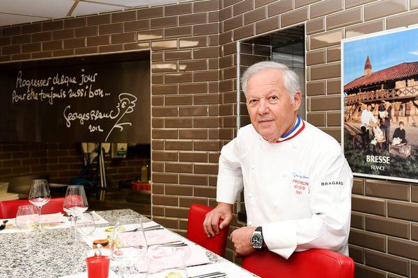 Le chef Georges Blanc, l'ambassadeur de la volaille de Bresse cède ses 2 brasseries lyonnaises.