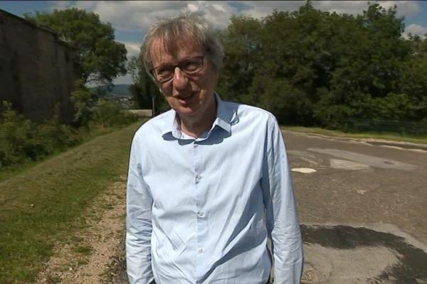 Patrick Mélior, fondateur du théâtre Alcyon