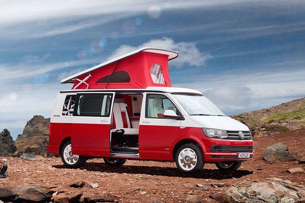 Moderne, rapide et confortable, le van se loue pour des vacances en France itinérantes et dépaysantes