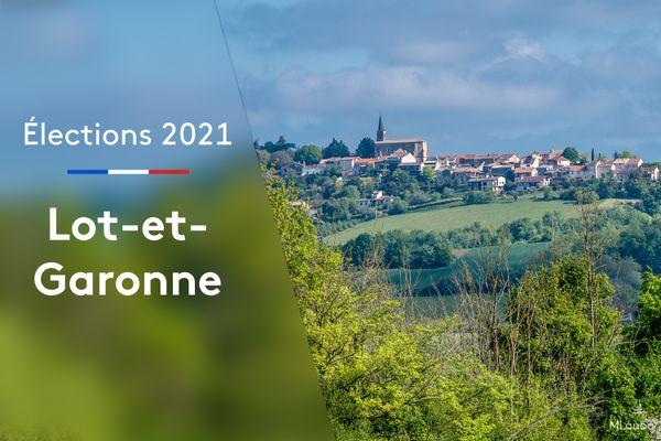 Suivez toute l'actualité des élections départementales, le taux de participation, les résultats dans votre canton du Lot-et-Garonne.