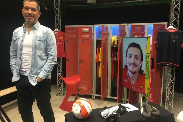Pierre Lemonnier, le capitaine du Mans FC, invité de l'émission #USBFOOT et d'Anthony Brulez