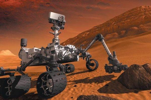 Parti il y a plus de huit mois, Curiosity, le petit robot américain s'est posé avec succès, lundi 6 août à 7h31 sur la planète Mars.