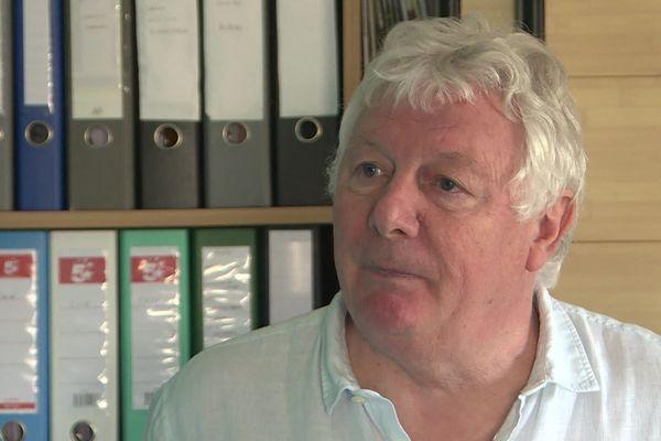 Alain Lassus, interrogé ce dimanche 12 avril par France 3 Bourgogne.