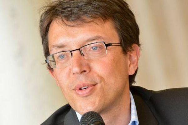 Christophe Clergeau 1er vice-président du conseil régional des Pays de la Loire