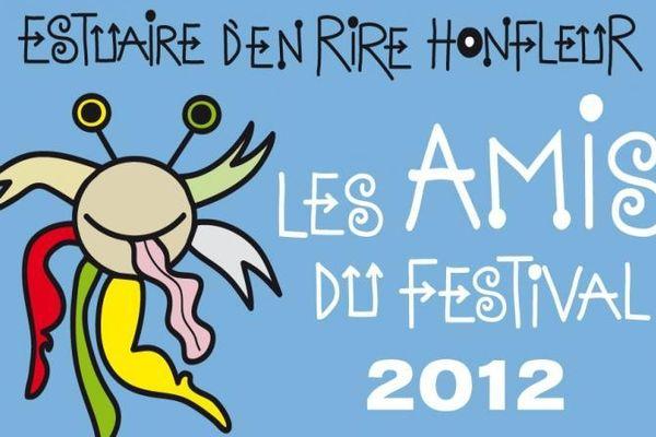 affiche festival Estuaire d'en rire