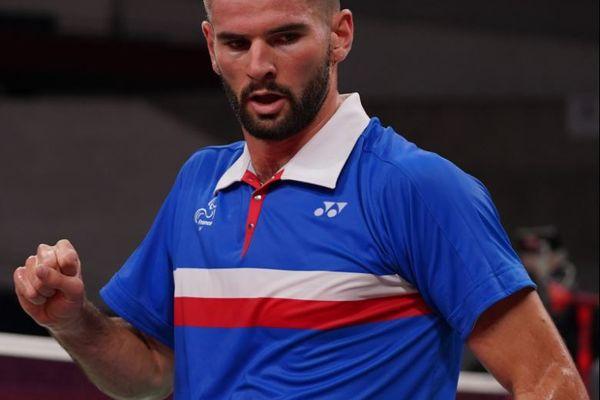 Lucas Mazur disputera deux finales paralympiques ce dimanche 5 septembre à Tokyo