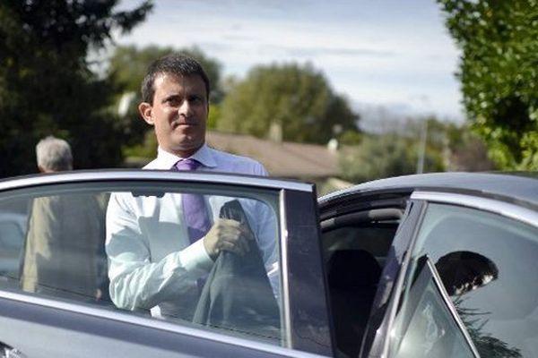 Manuel Valls, le 29 octobre 2013.