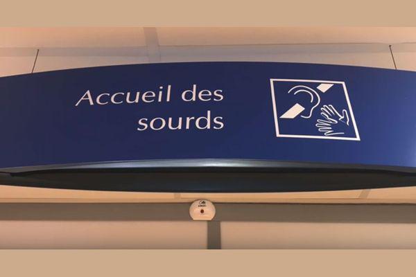Accueil des sourds au CHU de Poitiers