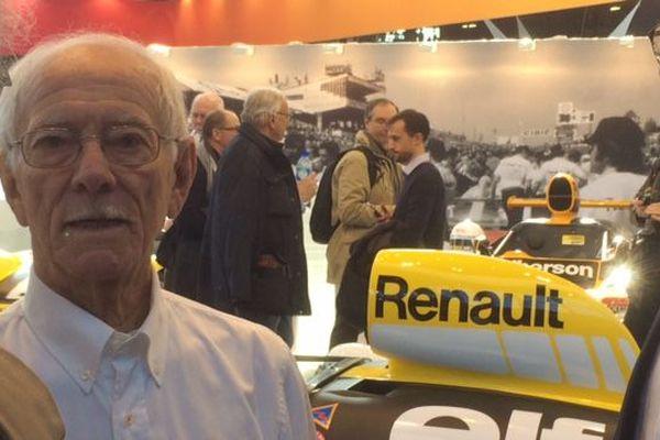 Jean-Pierre Jaussaud a remporté deux fois les 24 heures du Mans