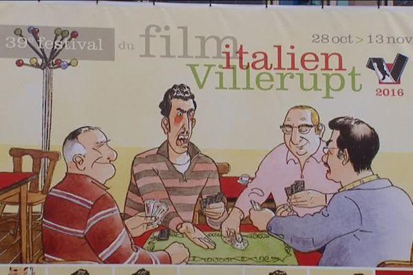 L'affiche officielle du Festival.