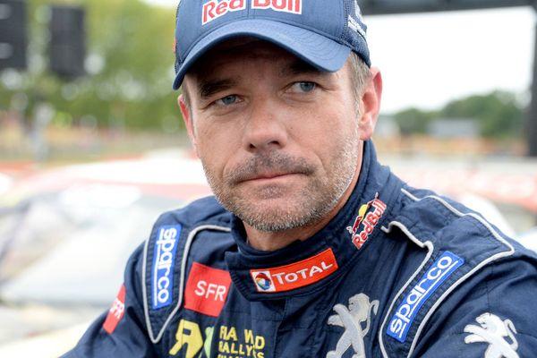 Sébastien Loeb, septembre 2017
