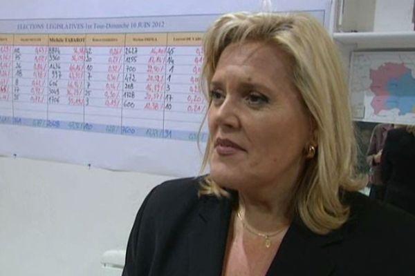 Michèle Tabarot, Secrétaire UMP des Alpes-Maritimes (Archives)