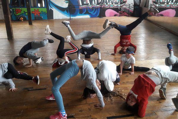 Les meilleurs breakdancers étaient à Limoges mercredi 6 mars.
