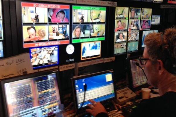 70 caméras filment en permanence le travail des urgentistes du CHU de Poitiers