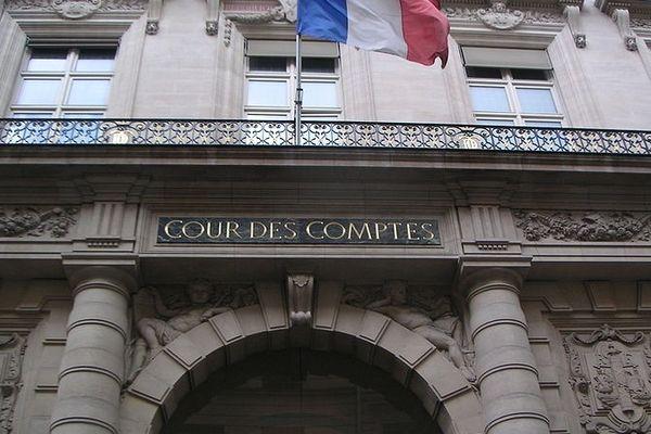 La façade du Palais Cambon à Paris.